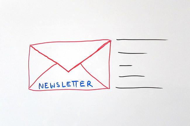 newsletter-528458_1280