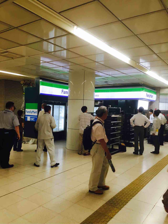仙台駅地下ファミリーマート