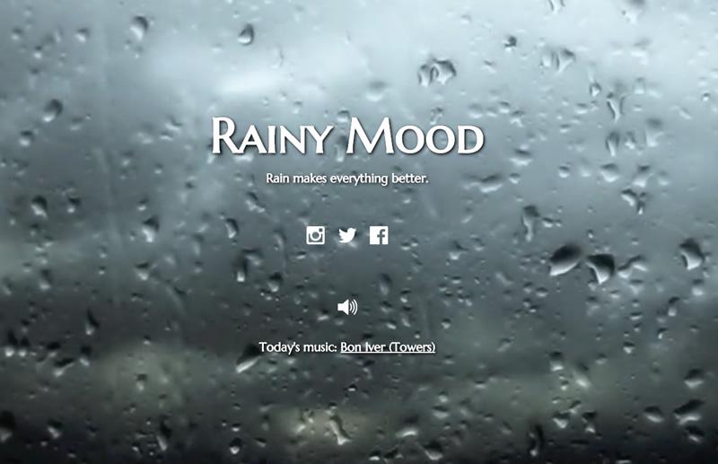 rain-mood